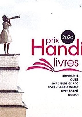 Prix Handi-Livres 2020