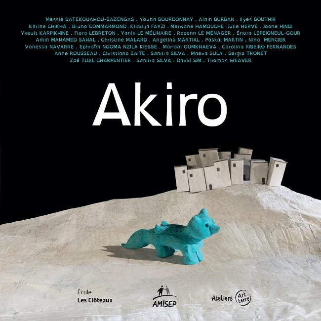 Livre AKIRO