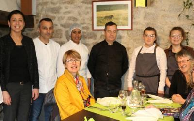 À Pontivy, une cuisine qui rime avec solidarité