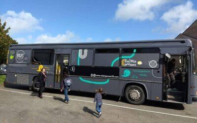 Un bus pour partir à la rencontre des jeunes invisibles