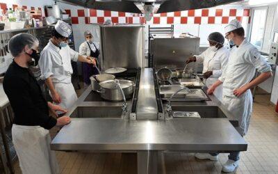 Les Ateliers Gourmands de Kérimaux sur le marché lundi 15 février