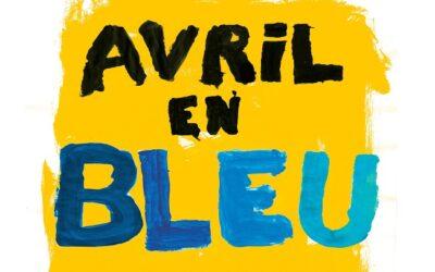 Exposition «Avril en bleu»