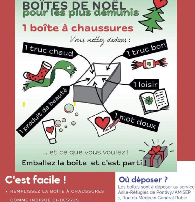 NOEL SOLIDAIRE A L'AMISEP