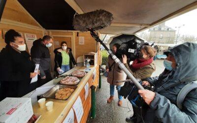 Reportage France 3 : Les Ateliers Gourmands de Kérimaux