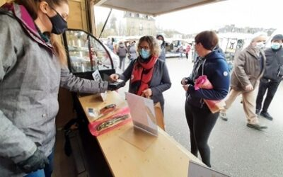 Les Ateliers Gourmands de Kérimaux de retour sur le marché le lundi 10 mai